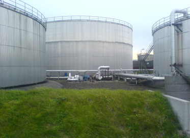 FEED project for Bitumen Storage